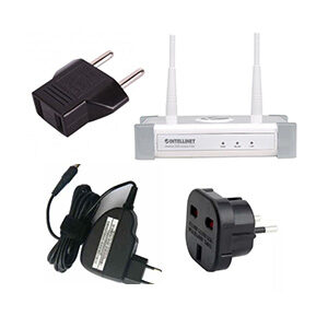 Power & Adapters